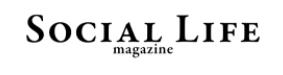 Logo Social Life Magazine